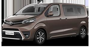 Toyota Proace Verso - Concessionario Toyota Salerno e Mercogliano
