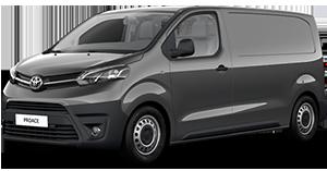 Toyota Proace - Concessionario Toyota Salerno e Mercogliano