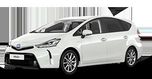 Toyota Prius+ - Concessionario Toyota Salerno e Mercogliano
