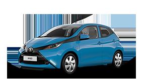Toyota AYGO - Concessionario Toyota Salerno e Mercogliano
