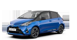 Toyota Yaris - Concessionario Toyota Salerno e Mercogliano