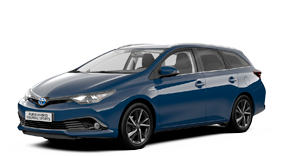 Toyota Auris Touring Sports - Concessionario Toyota Salerno e Mercogliano