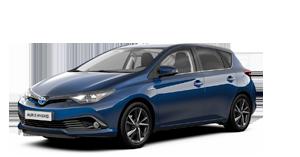 Toyota Auris - Concessionario Toyota Salerno e Mercogliano